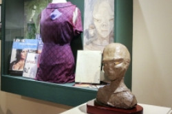Betty and Barney Hill Collection Display