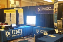 CSHEMA Meeting Booth Showcasing UNHCEMS®