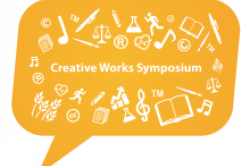 Creative Works Symposium Logo