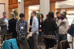 UNH Data Day Attendee Crowd