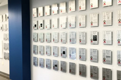 UNHInnovation patent wall
