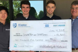 Summer Seed Grant is a unique program that provides $10,500 to three students