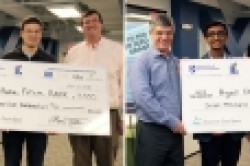 ECenter Summer Seed Grant Award Recipients and UNHInnovation Reps