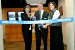 UNH Instrumentation Center Open House Ribbon Cutting