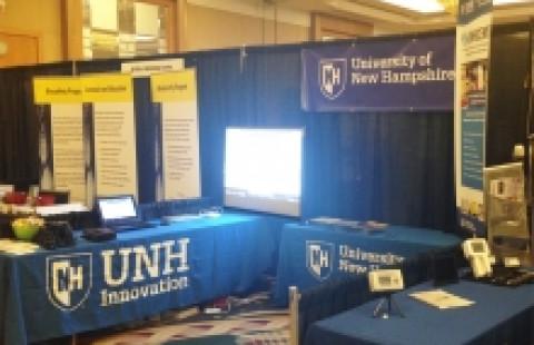 CSHEMA Meeting Booth Showcasing UNHCEMS®