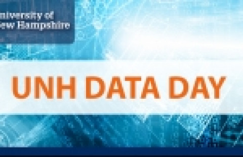 UNH Data Day Promotional Header