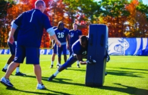 HuTT® Football Tackling Technique