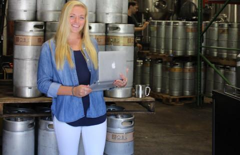 Emily Masse '19 - Internship at Nobl, a NH-based startup.