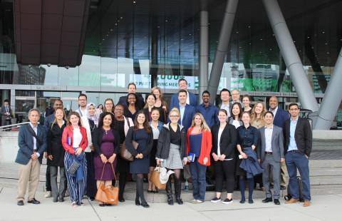Bio I-Corp Group Photo