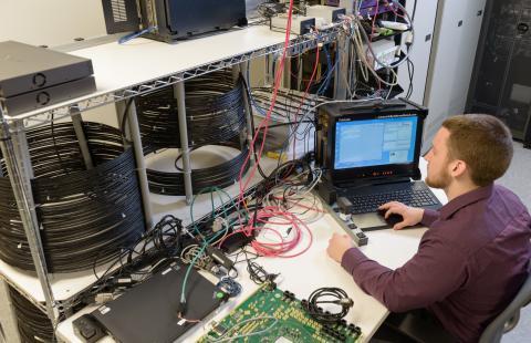 GFast testing image