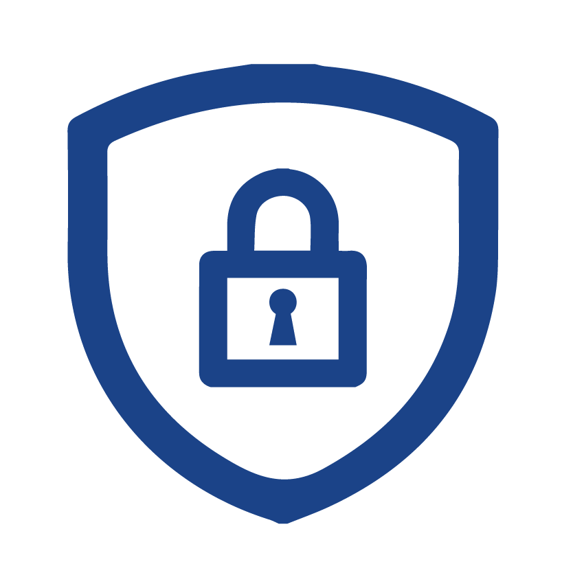 Protected Use Icon