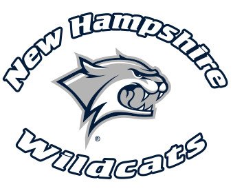 UNH Wildcats Wordmark